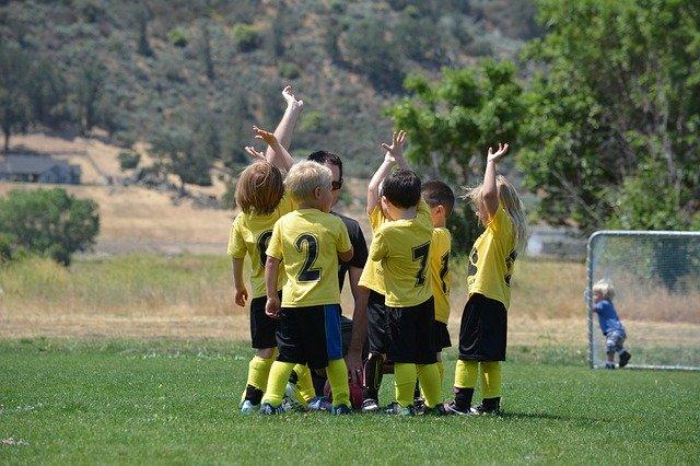 malinký fotbalisti