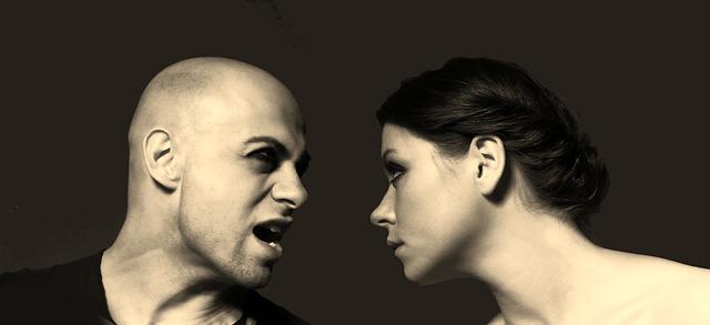 spor ve vztahu