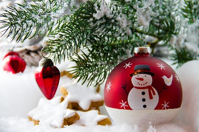 vánoční cetka