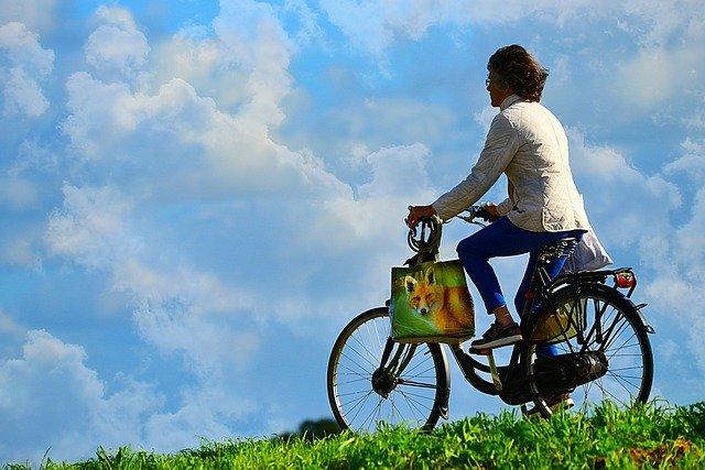 Dámy vyžadují speciální geometrii bicyklu