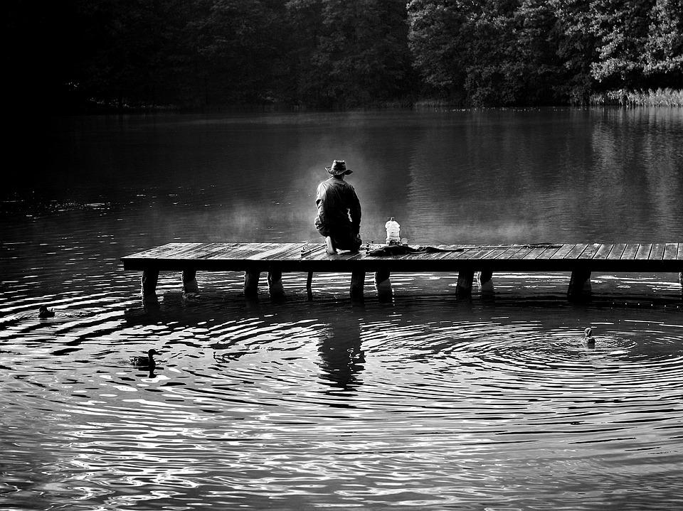 klid u vody
